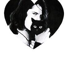 Danzig <3s Kitties by YoLani