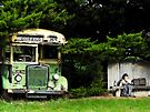 Bus Stop to Nowhere by Kayleigh Walmsley