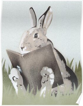 Rabbit Tales Grassland by Nicole Tattersall