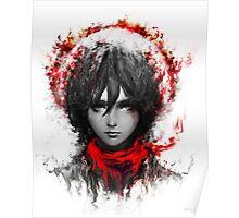 Mikasa Poster