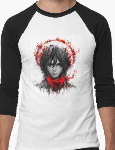 Mikasa Men's Baseball ¾ T-Shirt
