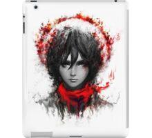 Mikasa iPad Case/Skin