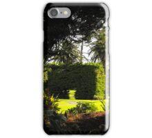 Botanical Gardens, Warrnambool  iPhone Case/Skin