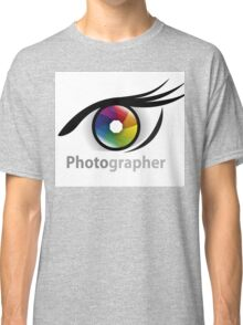 Photographer community Classic T-Shirt