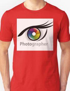 Photographer community Unisex T-Shirt