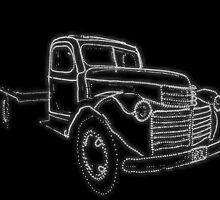 Ghost Truck by Mitchell Tillison