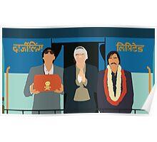 Darjeeling Poster