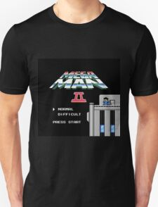 Megaman 2 - He's up on the effin' roof T-Shirt