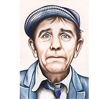 Sir Norman Wisdom OBE Photographic Print