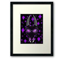 Ender Eyes Framed Print