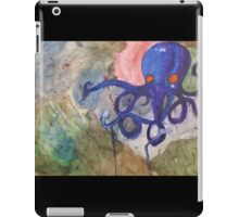 water ink iPad Case/Skin