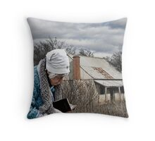 Nans Wishes Throw Pillow