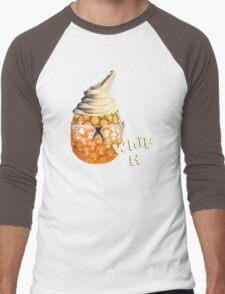 Pineapple Whip It Men's Baseball ¾ T-Shirt