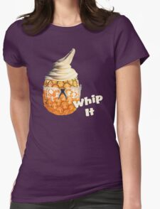 Pineapple Whip It Womens Fitted T-Shirt