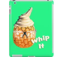 Pineapple Whip It iPad Case/Skin