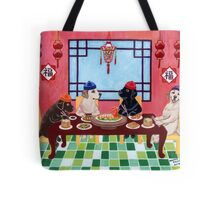 Labrador Chinese Restaurant Tote Bag