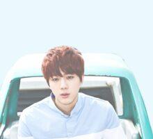 Sea Green Car Jin Sticker