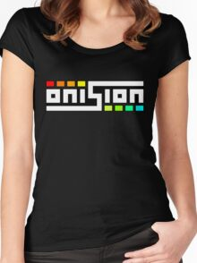 Onision Logo Women's Fitted Scoop T-Shirt