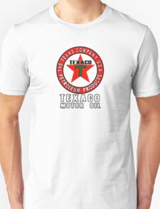 Texaco Oil Shirt T-Shirt