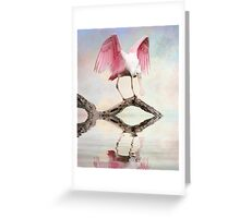 Mirror, Mirror ---- Greeting Card