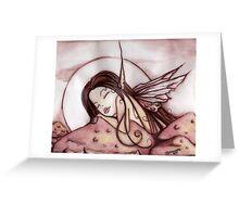 Slumber Greeting Card