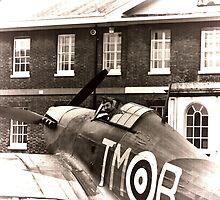 MK1 Hurricane (Replica) by larry flewers