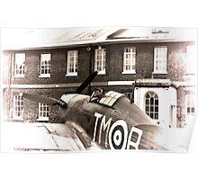 MK1 Hurricane (Replica) Poster