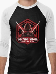 Ootini Rage - Peace is a lie Men's Baseball ¾ T-Shirt