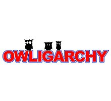 OWLIGARCHY Photographic Print