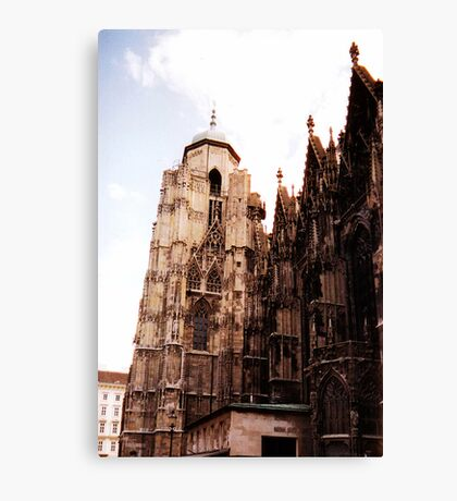 St Stephans Cathedral Canvas Print