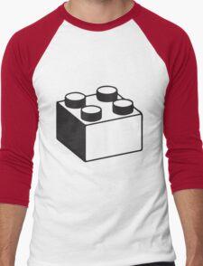 LEGO BLOCK Men's Baseball ¾ T-Shirt