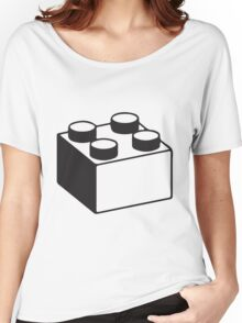 LEGO BLOCK Women's Relaxed Fit T-Shirt