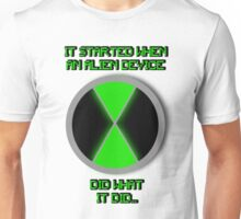Ben 10 Opening Unisex T-Shirt