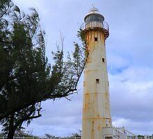 The Old Lighthouse by Rosalie Scanlon