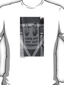 VNDERFIFTY COPS T-Shirt