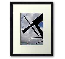 Sikorsky CH-53 Sea Stallion Framed Print