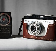 My mother's old camera by KatsEyePhoto
