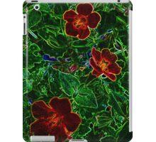 Photoshopped Flower 8 iPad Case/Skin