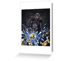 Lord of Envy Greeting Card