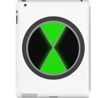Plumbers Badge iPad Case/Skin
