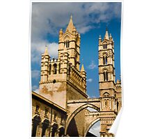 Cathedral Archways Poster