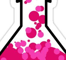 You're Overreacting Chemistry Science Beaker Sticker