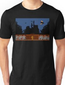 Castlevania - Dracula's Castle Unisex T-Shirt