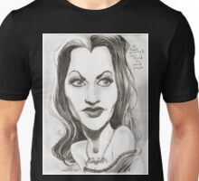 'Lily' gourmet caricature by Sheik Unisex T-Shirt