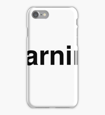 learning iPhone Case/Skin