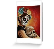 Aura of Life Greeting Card