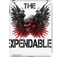 the expandables iPad Case/Skin