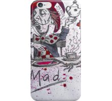 Another Mad Hatters Tea party  iPhone Case/Skin