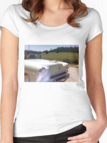 joy ride Women's Fitted Scoop T-Shirt