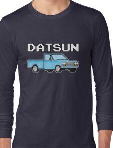 Datsun 521 8Bit Long Sleeve T-Shirt